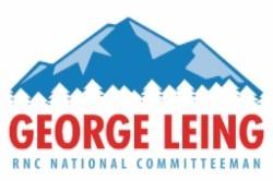 George Leing logo