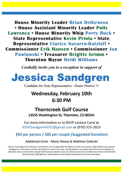 Jessica Sandgren