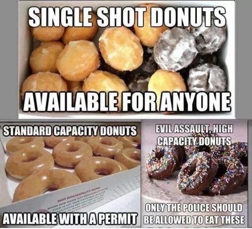 single shot donuts
