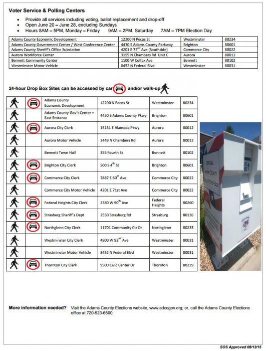 AdCo Vote Centers