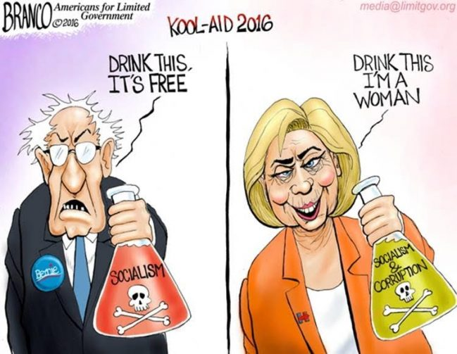 Drink this Kool Aid