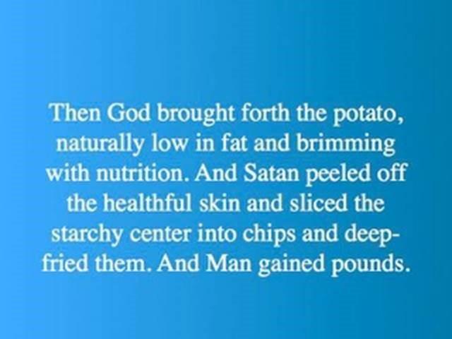 God & Satan with Adam & Eve7